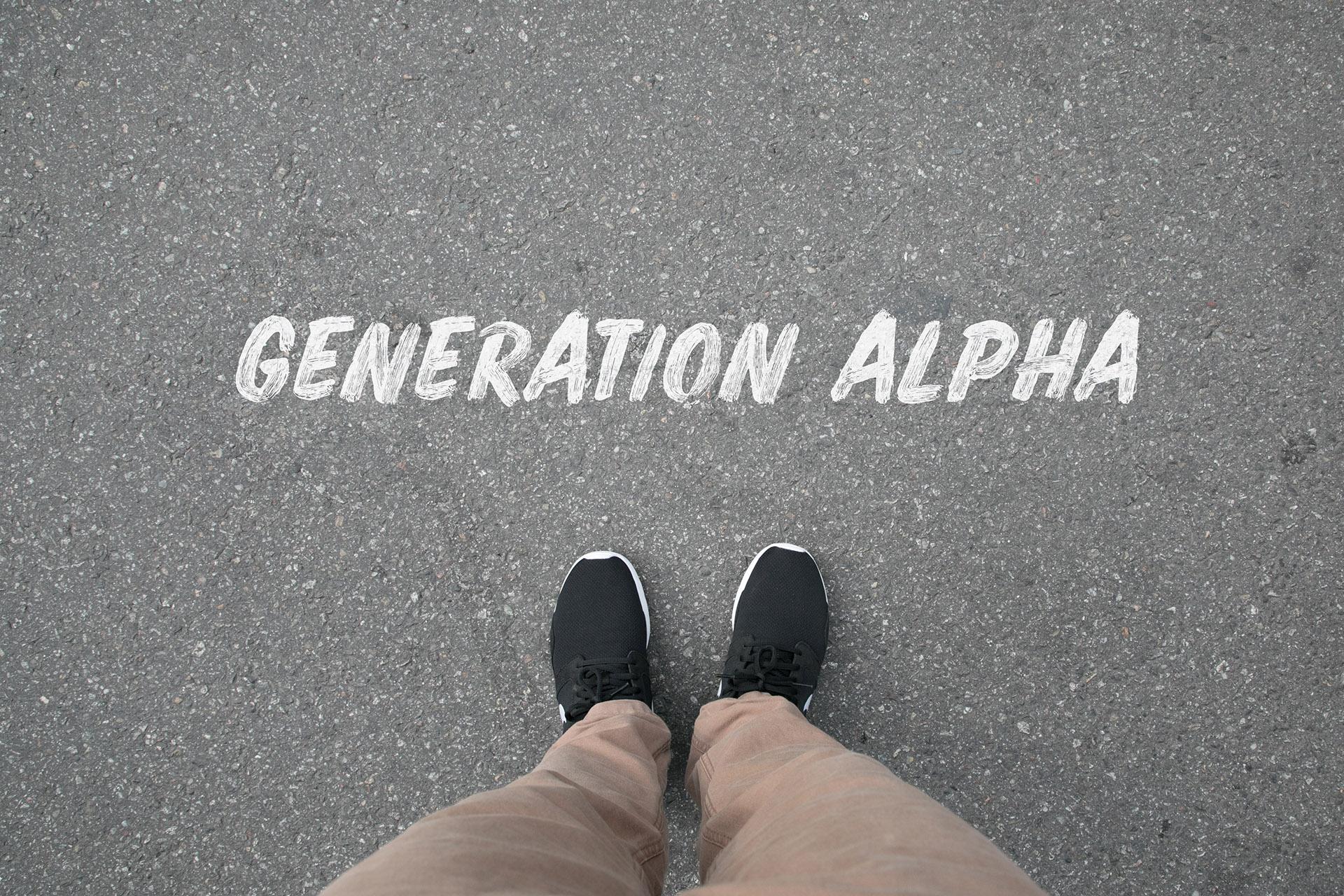 Generation Alpha: Vom Teenager zum Screenager